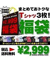 (複数ブランド)Various Brand 【福袋】メンズ 半袖Tシャツ 3点セット