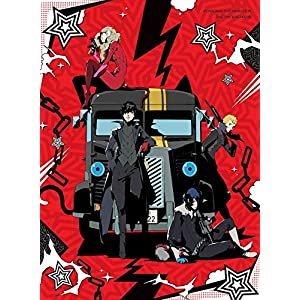 【Amazon.co.jp限定】PERSONA5 The Animation - THE DAY BREAKERS - (メーカー特典:「告知B2ポスター」付)(完全生産限定版) [Blu-ray]