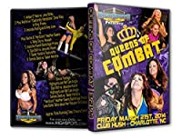 Queens of Combat - Debut Show Blu-Ray Disc