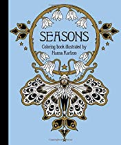 Seasons Coloring Book: Published in Sweden As Tidevarv (Colouring Books)