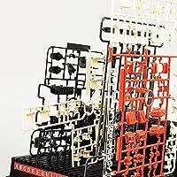 J,S,H ランナースタンド プラモデル パーツ立て L字型 電子部品にも 作業がスムーズに 精密ピンセット2種類付き