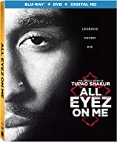 All Eyez on Me/ [Blu-ray]