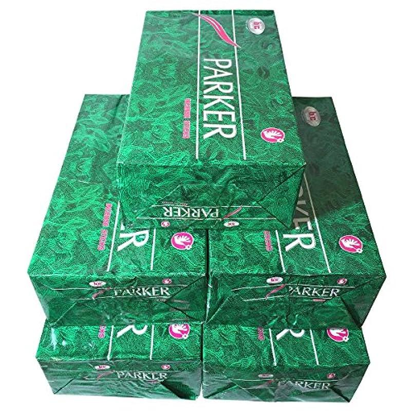 たっぷりマディソン衰えるパーカー香スティック 5BOX(30箱)/BIC PARKER/ インド香 / 送料無料 [並行輸入品]