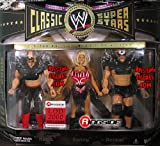 LOD 2000 (ROAD WARRIOR HAWK, ROAD WARRIOR ANIMAL & SUNNY)- CLASSIC SUPERSTARS 3-PACKS 11 WWE TOY WRESTLING ACTION