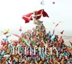 BUTTERFLY(完全生産限定盤)(DVD付)(在庫あり。)