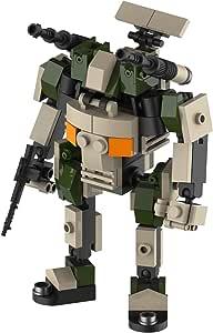 マイビルド(MyBuild) ブロックメカフレーム 防衛軍シリーズ M247 防空兵器 4002