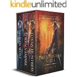 Token Huntress Boxset: Books 1 - 3: Vampire Paranormal Romance