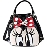 Minnie Bow Bucket Bag Loungefly