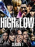 HiGH & LOW SEASON 1 完全版 BOX[RZBD-86092/5][DVD] 製品画像