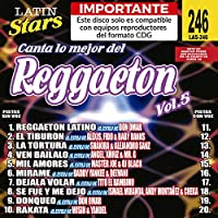 Vol. 5-Karaoke Latin Stars
