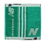 ニューバランス サッカー new balance ミニタオル グリーン NB-2040