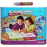 AquaDoodle Draw N Doodle Classic Mat with BONUS Pen and Cap 20039844 [並行輸入品]