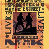 Live In New York City (2CD) by Bruce Springsteen & The E Street Band Live edition (2001