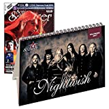 Sonic Seducer 12-2016/01-2017 Limited Nightwish Edition: + exkl. Tischkalender 2017 von Nightwish + M'Era Luna DVD Teil 1