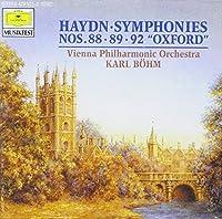 Symphonies 88, 89 & ,92