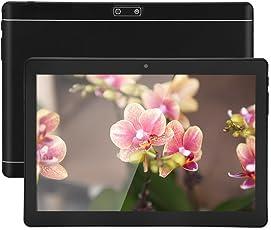 タブレットPC VBESTLIFE デュアルカメラ 10インチ タブレットPC 4G LTE/WiFi 16GB RAM + 32GB ROM WiFi タブレット Android4.4システム適用 (ブラック)
