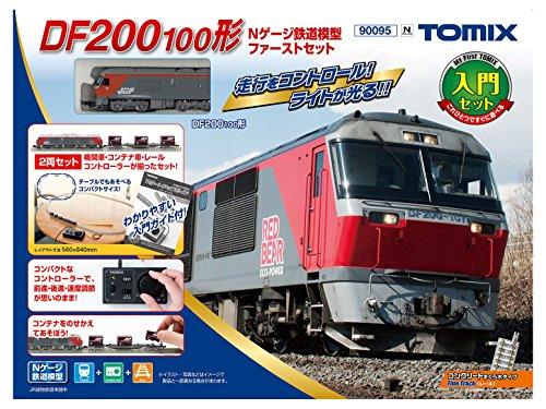 トミーテック DF200 100形Nゲージ鉄道模型ファーストセット ...