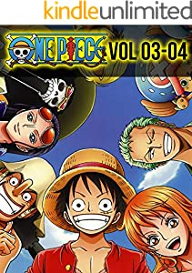 All One: Piece Manga Box Set 3 4 (English Edition)