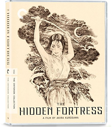 Criterion Collection: Hidden Fortress / [Blu-ray] [Import]