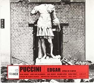 プッチーニ 歌劇《エドガール》全3幕 (Puccini: Edgar)