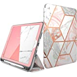 """i-Blason Cosmo Case for iPad Air 3 10.5"""" 2019 (3rd Gen) / iPad Pro 10.5 2017, [Built-in Screen Protector] Trifold Stand Prote"""