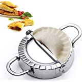 Stainless Steel Ravioli Mould,Dumpling Maker Mold ,Pie Crimper Pastry Dough Press Cutter Kitchen Gadgets Accessories (Small)