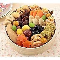 (12月30日着) 京菜味のむら 「お煮〆」一段重 15品、おせちと一緒にどうぞ♪