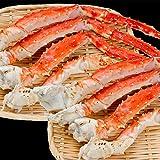 【身が美味しい】 極上タラバガニ足 特大3L~4Lサイズ ボイルたらば蟹 最高品質 約4kg