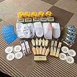 ディズニーランドホテル セレブレーションホテル アメニティセット コップ スリッパ 歯ブラシ ポストカード シャンプーなど