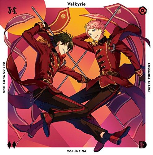 あんさんぶるスターズ! ユニットソングCD 3rdシリーズ vol.4 Valkyrie Single, Maxi