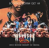 BOOGIE'S GONNA GET YA - DISCO BOOGIE DELIGHTS OF SALSOUL (日本独自企画盤2CD)