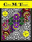 BURBERRY Color Me Tranquil Coloring Book