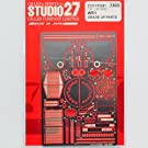 【STUDIO27/スタジオ27】1/20 ウルフ WR1 グレードアップパーツ