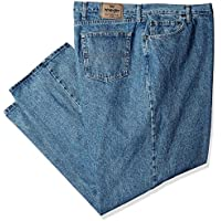 Wrangler Authentics Men's Big & Tall Classic Relaxed Fit Jean