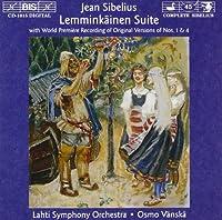 Sibelius: Lemminkainen Suite (1999-09-01)