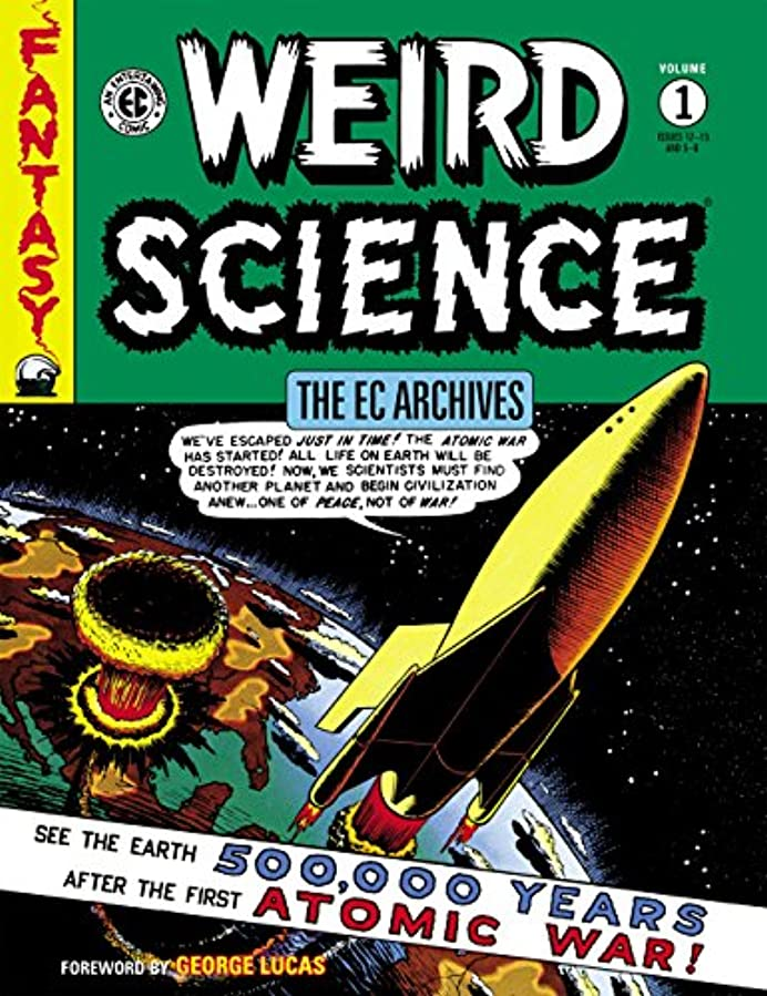 ポルティコ歯科の夜明けにThe EC Archives: Weird Science Volume 1 (English Edition)