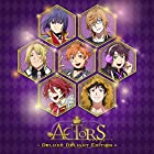 [Amazon.co.jp限定]ACTORS -Deluxe Delight Edition-(ジャケットイラスト缶バッジ「A」付)