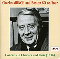 Concerts in Chartres & Paris (195