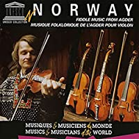 Fiddle and Hardanger Music Fro