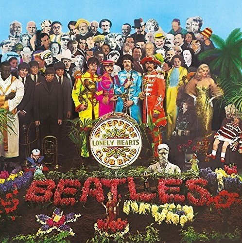 Sgt. Pepper's Lonely Hearts Club Band / The Beatles
