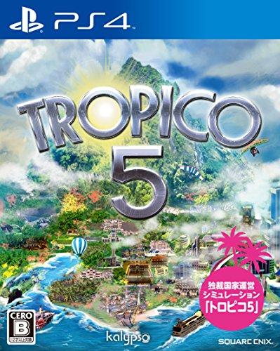 トロピコ5 - PS4の詳細を見る