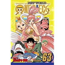 One Piece, Vol. 63: Otohime and Tiger (One Piece Graphic Novel)