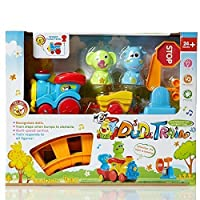 Lollopop Toys DuDu Choo Choo Train Track Set by Lollopop Toys [並行輸入品]
