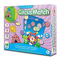 My First Grab It! - Circus Match