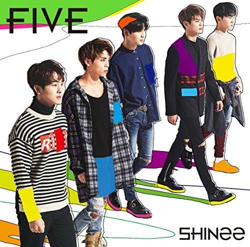 【Amazon.co.jp限定】 FIVE (通常盤)【オリジナル特典:下敷き(B5サイズ)】