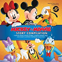 Mickey & Minnie Story Compilation: 5-Minute Mickey Mouse Stories, 5-Minute Minnie Tales, and Mickey & Minnie Storybook Collection