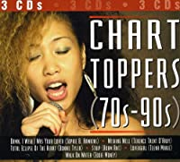 Chart Toppers 70's-90's