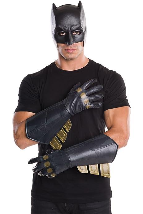 Adult Batman The Riddler Fancy Dress Costume Superhero DC Comics Male BN