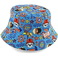 Nickelodeon Boys' Paw Patrol Bucket Hat Marshall Character [6014]