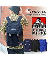(ベンデイビス)BEN DAVISMETAL BUCKLE DAY PACK